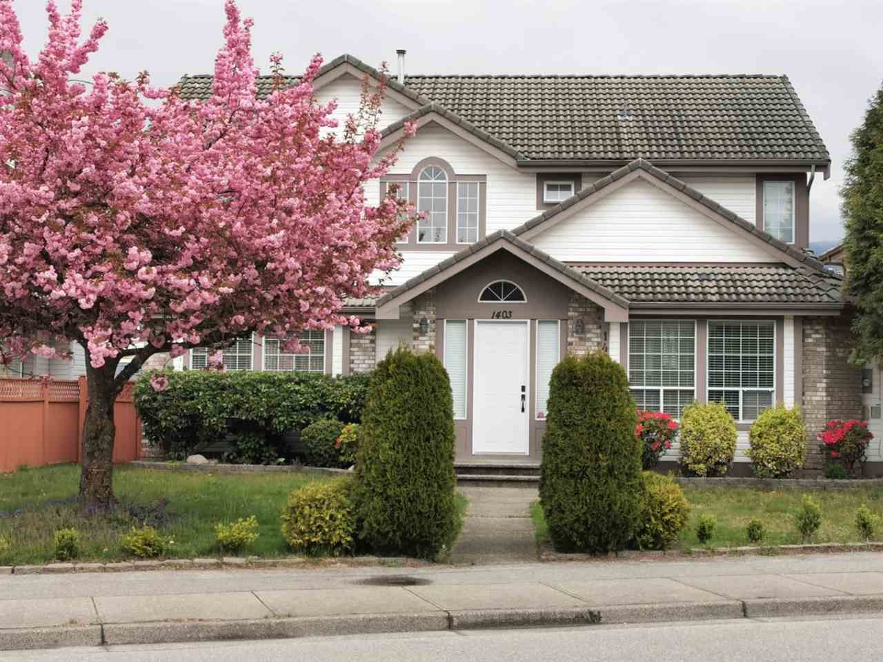 """Main Photo: 1403 RIVERWOOD Gate in Port Coquitlam: Riverwood House for sale in """"Riverwood"""" : MLS®# R2544150"""