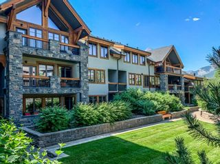 Photo 23: 112 505 Spring Creek Drive: Canmore Apartment for sale : MLS®# A1059035