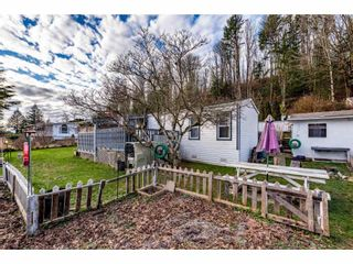 "Photo 30: 83 43201 LOUGHEED Highway in Mission: Dewdney Deroche Manufactured Home for sale in ""Nicomen Village"" : MLS®# R2529405"