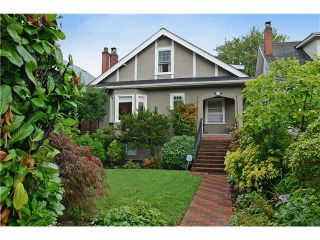 Photo 12: 2135 W 45TH Avenue in Vancouver: Kerrisdale House for sale (Vancouver West)  : MLS®# V1034931