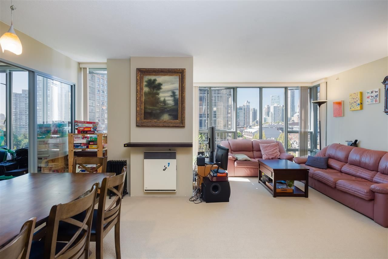 """Main Photo: 1003 930 CAMBIE Street in Vancouver: Yaletown Condo for sale in """"PACIFIC LANDMARK II"""" (Vancouver West)  : MLS®# R2485487"""