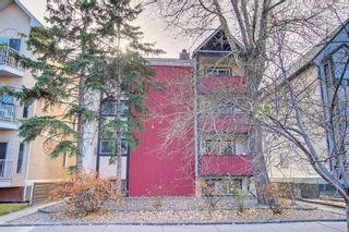 Main Photo: 402 1817 11 Avenue SW in Calgary: Sunalta Apartment for sale : MLS®# A1156271