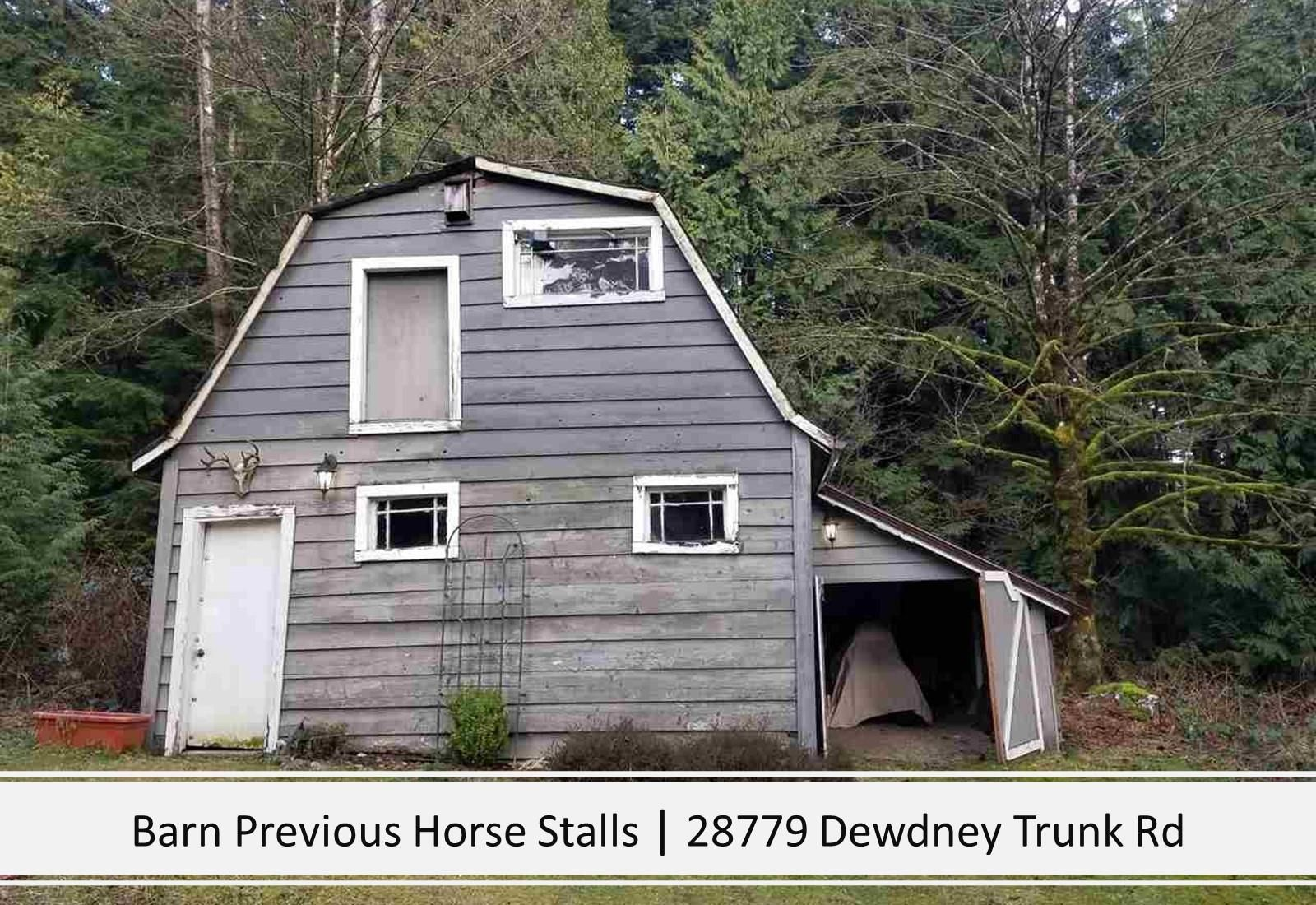 Photo 34: Photos: 28779 DEWDNEY TRUNK Road in Maple Ridge: Northeast House for sale : MLS®# R2597212
