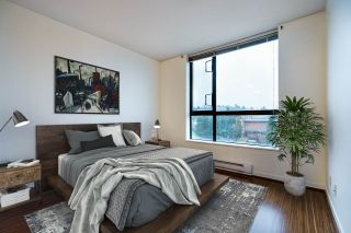 """Photo 15: 1005 813 AGNES Street in New Westminster: Downtown NW Condo for sale in """"NEWS"""" : MLS®# R2526591"""