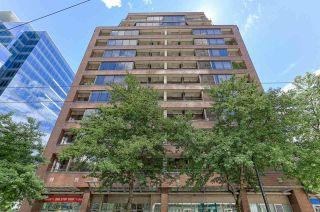 """Main Photo: 710 1010 HOWE Street in Vancouver: Downtown VW Condo for sale in """"FORTUNE HOUSE"""" (Vancouver West)  : MLS®# R2589581"""