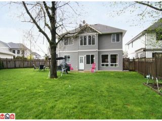 "Photo 9: 3158 COALMAN PL in Abbotsford: Aberdeen House for sale in ""STATION ROAD/ALDERGROVE"" : MLS®# F1110805"