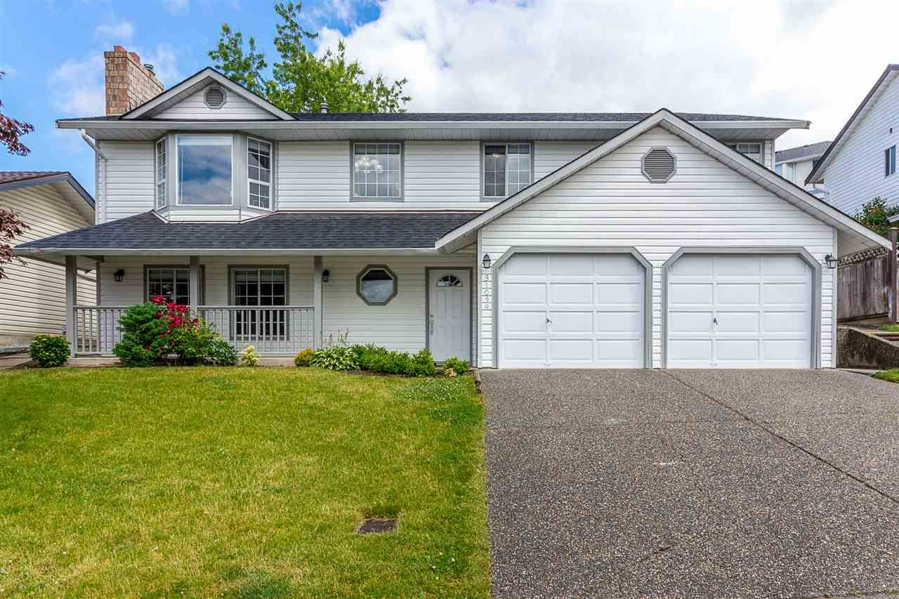 Main Photo: 31039 SOUTHERN Drive in Abbotsford: Abbotsford West House for sale : MLS®# R2279283