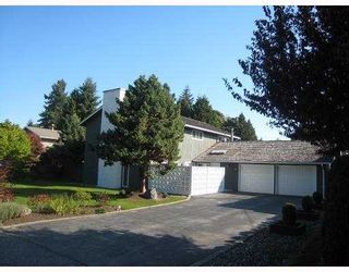 Photo 1: 254 54TH Street in Tsawwassen: Pebble Hill House for sale : MLS®# V784312