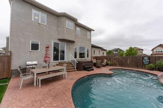Photo 41: 65 Blue Sun Drive in Winnipeg: Sage Creek Residential for sale (2K)  : MLS®# 202120623