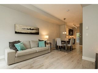 """Photo 10: 3651 COMMERCIAL Street in Vancouver: Victoria VE Townhouse for sale in """"Brix II"""" (Vancouver East)  : MLS®# V1087761"""