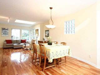 Photo 5: 3024 W 3RD Avenue in Vancouver: Kitsilano Townhouse for sale (Vancouver West)  : MLS®# V867137