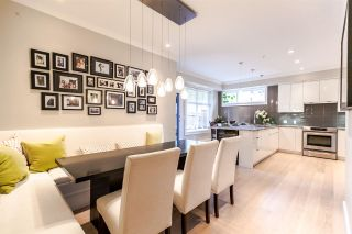 """Photo 8: 799 PREMIER Street in North Vancouver: Lynnmour Townhouse for sale in """"Creek Stone"""" : MLS®# R2347912"""