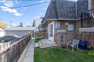 Photo 18: 3 1608 16 Avenue SW in Calgary: Sunalta Row/Townhouse for sale : MLS®# A1151538