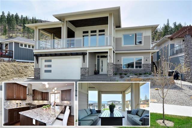 Main Photo: 5637 Mountainside Drive, Kelowna, BC V1W 5L5 in Kelowna: House for sale : MLS®# 10156515