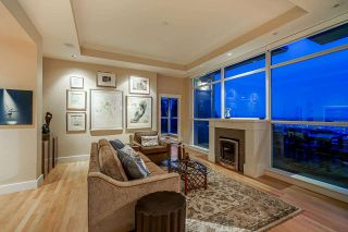 """Photo 4: PH1 2210 CHIPPENDALE Road in West Vancouver: Whitby Estates Condo for sale in """"The Boulders"""" : MLS®# R2581149"""