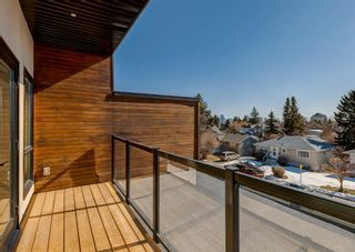 Photo 22: 1922 22 Avenue NW in Calgary: Banff Trail Semi Detached for sale : MLS®# A1079833