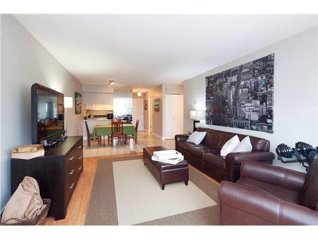 Main Photo: 101 2240 WALL STREET in : Hastings Condo for sale : MLS®# V1054347