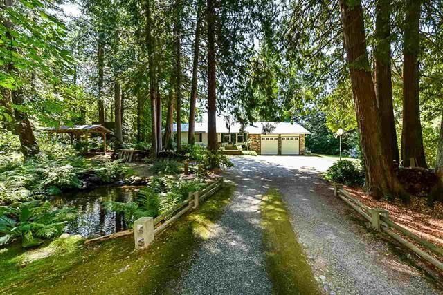 Main Photo: 16 Clovermeadow Crescent in Langley: Salmon River Home for sale ()