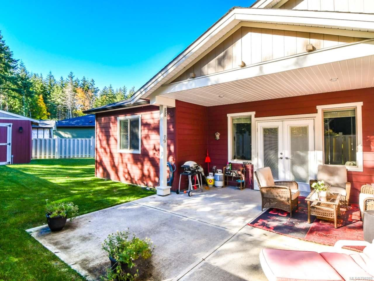 Photo 11: Photos: 11 301 Arizona Dr in CAMPBELL RIVER: CR Willow Point Half Duplex for sale (Campbell River)  : MLS®# 799288