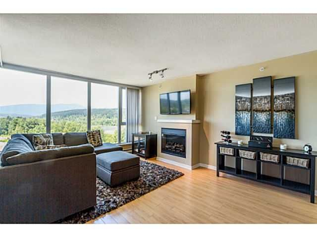 """Main Photo: 1503 651 NOOTKA Way in Port Moody: Port Moody Centre Condo for sale in """"SAHALEE"""" : MLS®# V1124206"""