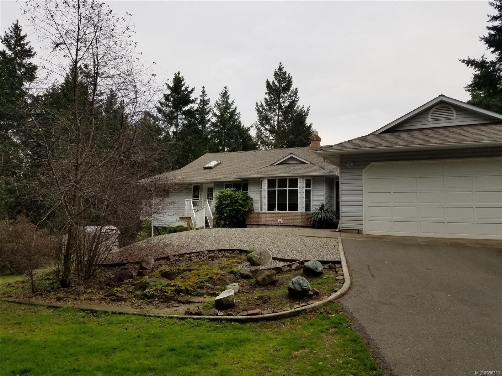 Main Photo: 1935 Morello Rd in : PQ Nanoose House for sale (Parksville/Qualicum)  : MLS®# 858333