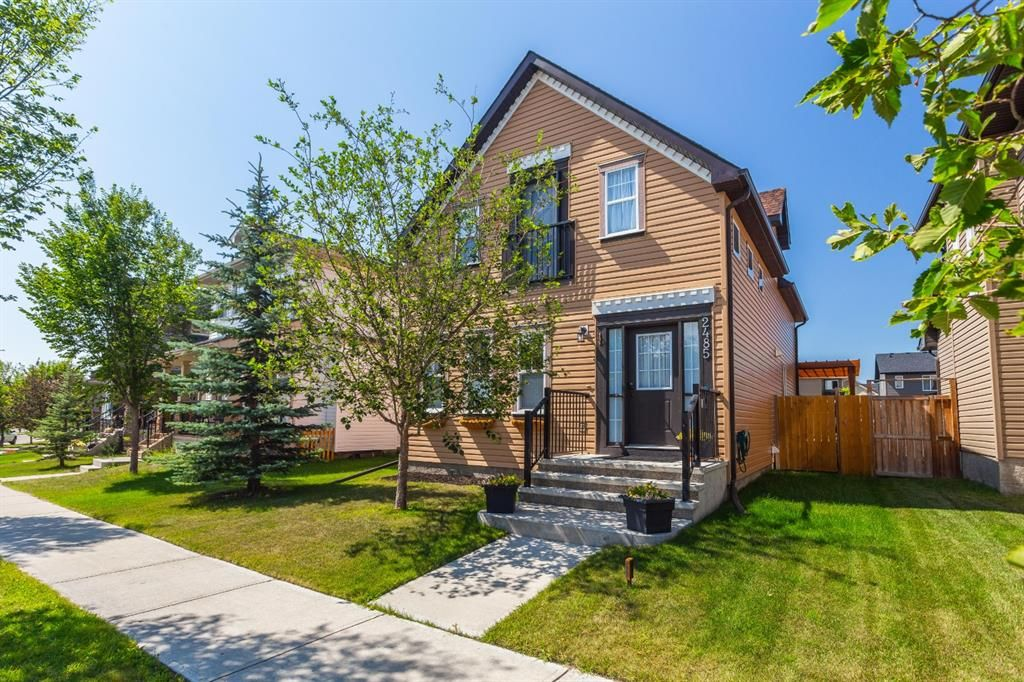 Main Photo: 2485 RAVENSWOOD View SE: Airdrie Detached for sale : MLS®# C4305172