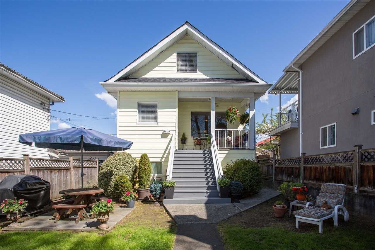 Main Photo: 1865 E 53RD Avenue in Vancouver: Killarney VE House for sale (Vancouver East)  : MLS®# R2383850