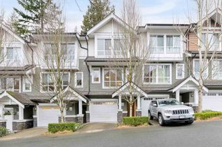 "Photo 2: 132 1460 SOUTHVIEW Street in Coquitlam: Burke Mountain Townhouse for sale in ""CEDAR CREEK"" : MLS®# R2528006"