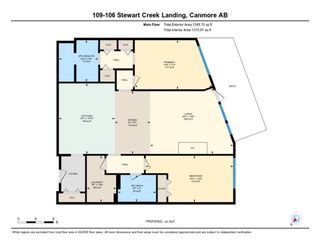 Photo 26: 109 106 Stewart Creek Landing: Canmore Apartment for sale : MLS®# A1126423