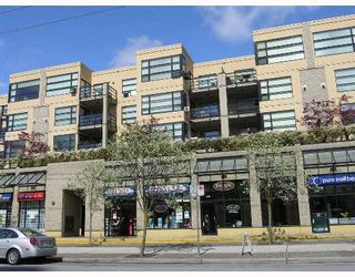 """Photo 1: 405-124 W 3RD ST in North Vancouver: Lower Lonsdale Condo for sale in """"THE VOGUE"""" : MLS®# V647120"""