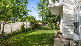 Photo 49: 10 11718 97 Street in Edmonton: Zone 08 House Half Duplex for sale : MLS®# E4258392