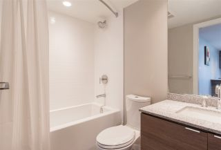 """Photo 11: 1607 488 SW MARINE Drive in Vancouver: Marpole Condo for sale in """"MARINE GATEWAY"""" (Vancouver West)  : MLS®# R2178755"""