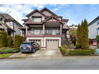 Photo 1: 115 FOREST PARK Way in Port Moody: Heritage Woods PM 1/2 Duplex for sale : MLS®# R2542951