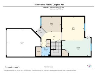 Photo 23: 73 Tuscarora Place NW in Calgary: Tuscany Detached for sale : MLS®# A1071588
