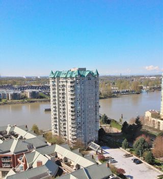 "Photo 1: 1803 1250 QUAYSIDE Drive in New Westminster: Quay Condo for sale in ""PROMENADE"" : MLS®# R2392684"