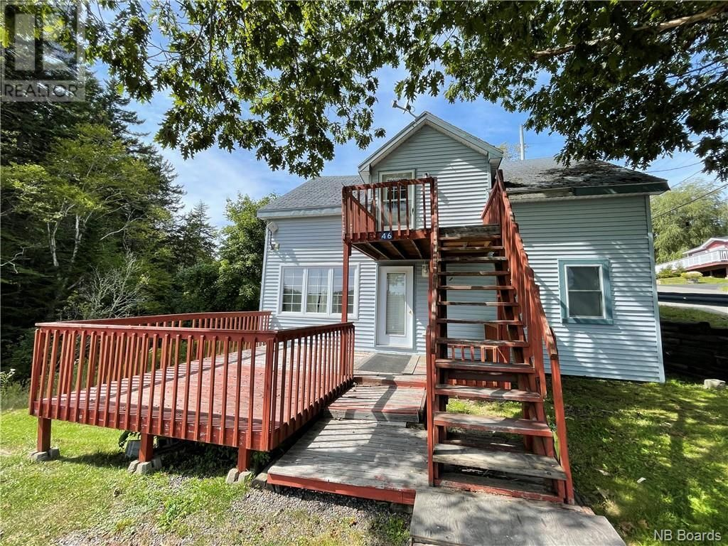 Main Photo: 46 Campbell Hill Road in St. George: Multi-family for sale : MLS®# NB063323