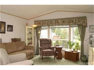 Photo 3:  in VICTORIA: La Mill Hill Manufactured Home for sale (Langford)  : MLS®# 424818