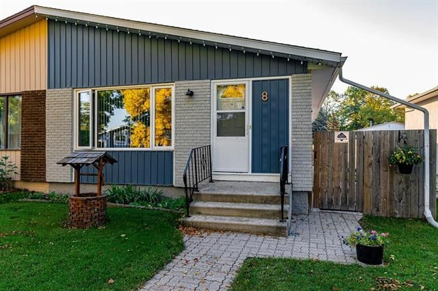 Main Photo: 8 Rudolph Bay in Winnipeg: Valley Gardens Residential for sale (3E)  : MLS®# 1926454