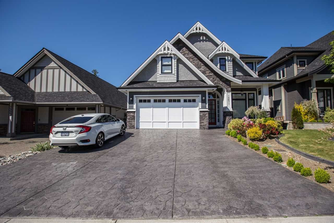 Main Photo: 14671 63 Avenue in Surrey: Sullivan Station House for sale : MLS®# R2062504