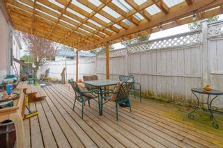 Photo 17: 37 1393 Craigflower Rd in : VR View Royal Manufactured Home for sale (View Royal)  : MLS®# 874706