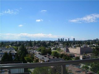 "Photo 8: 1006 615 HAMILTON Street in New Westminster: Uptown NW Condo for sale in ""THE UPTOWN"" : MLS®# V850065"