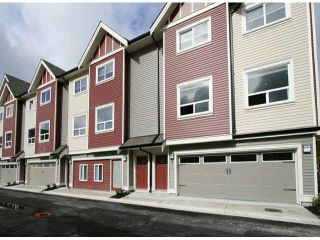 """Photo 2: 3 14177 103 Avenue in Surrey: Whalley Townhouse for sale in """"THE MAPLE"""" (North Surrey)  : MLS®# F1425574"""