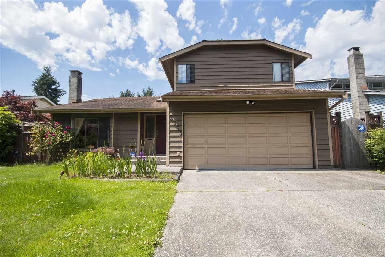 Main Photo: 3363 OSBORNE Street in Port Coquitlam: Woodland Acres PQ House for sale : MLS®# R2227614