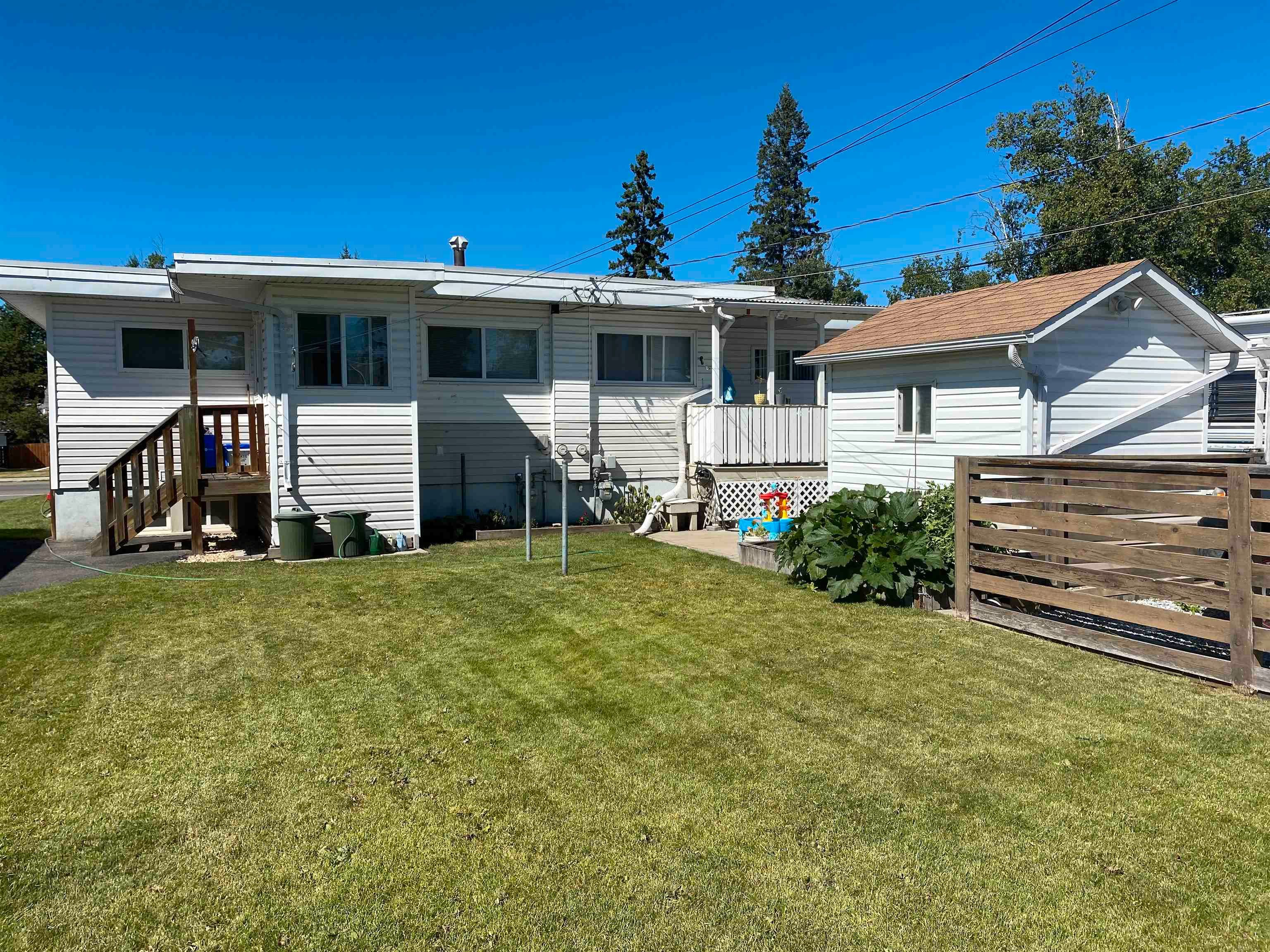 Photo 2: Photos: 346 - 352 CARNEY Street in Prince George: Central Duplex for sale (PG City Central (Zone 72))  : MLS®# R2609479