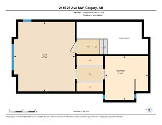 Photo 34: 2115 28 Avenue SW in Calgary: Richmond Detached for sale : MLS®# A1032818