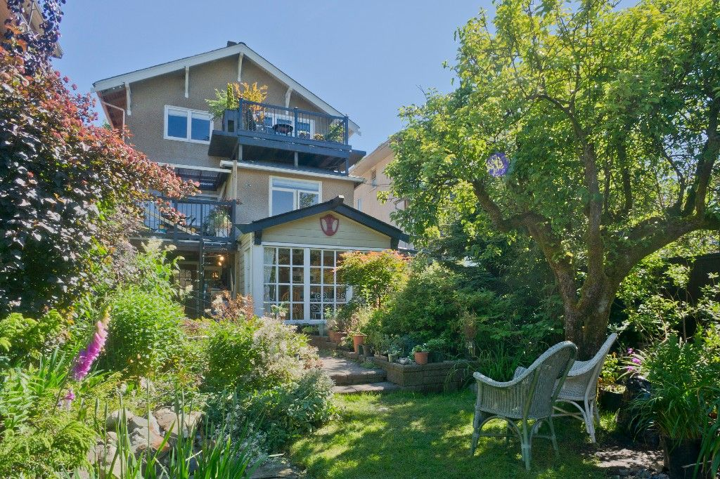 Main Photo: 2055 VENABLES Street in Vancouver: Hastings House for sale (Vancouver East)  : MLS®# R2180041