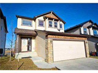 Photo 1: 106 MORNINGSIDE Point SW: Airdrie Residential Detached Single Family for sale : MLS®# C3558633