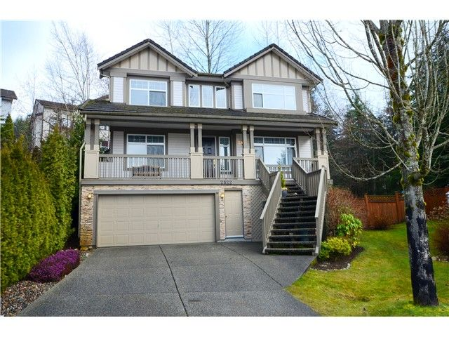 "Main Photo: 2522 MICA Place in Coquitlam: Westwood Plateau House for sale in ""COBBLESTONE LANE"" : MLS®# V1053177"
