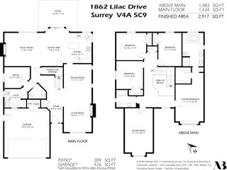 Photo 2: 1862 LILAC Drive in Surrey: King George Corridor House for sale (South Surrey White Rock)  : MLS®# R2516189