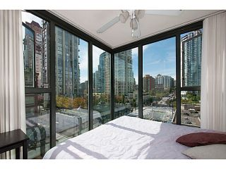 """Photo 9: 603 1155 HOMER Street in Vancouver: Yaletown Condo for sale in """"CityCrest"""" (Vancouver West)  : MLS®# V1078829"""